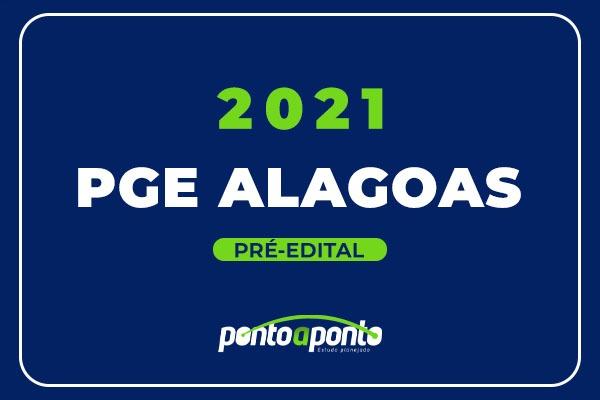 PGE AL - Vagas limitadas
