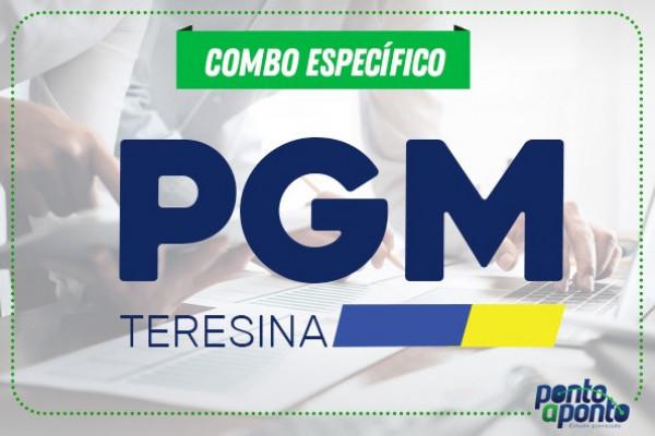 Combo Específico PGM Teresina