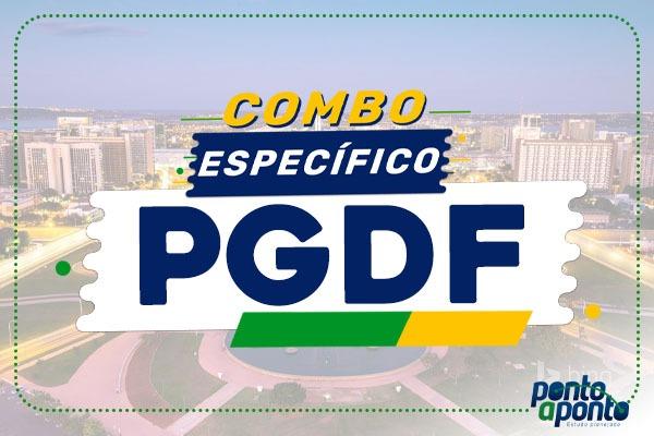 Combo Específico PGDF