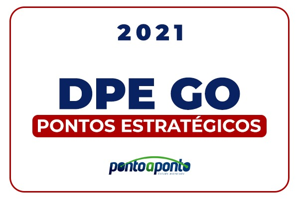 DPE GO - Pontos Estratégicos